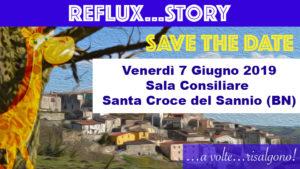 Reflux Story @ Sala Consiliare