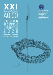 XXI Congresso AOICO - Lucca 31 Gennaio - 1 Febbraio 2020