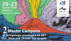 2° Master Campano di laringologia oncologica ed ENT @ Ospedale del Mare